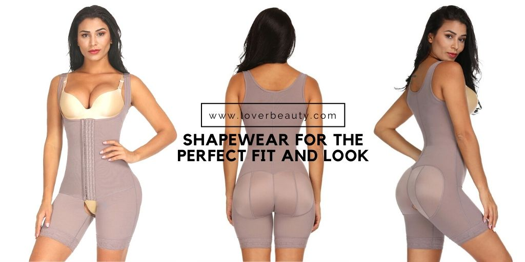 Shapewear For the Perfect Fit and Look